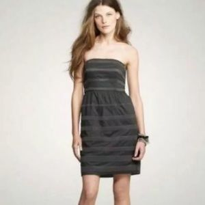 J. Crew Ginny Strapless Dress